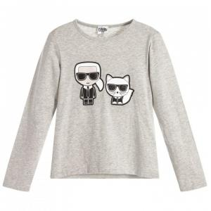 t-shirt grey heather with long sleeves
