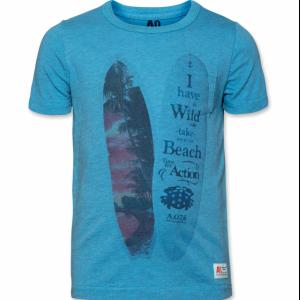 t-shirt overdye surfboard