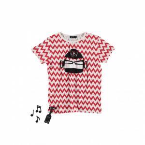 t shirt robot sound tee