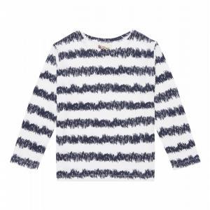 t-shirt scribble breton
