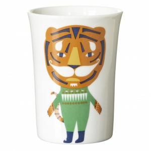 tiger beaker