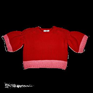 tricot wool pull