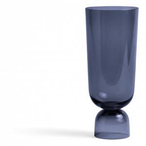 Vaso bottoms up in vetro