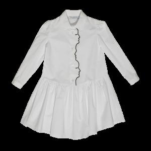 vivetta face front dress