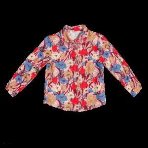 vivetta floeal shirt