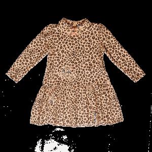 vivetta leopard dress