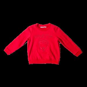 vivetta logo sweater