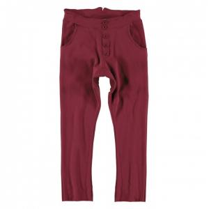 Yporque baggy pants garnet