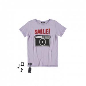 yporque camera t-shirt