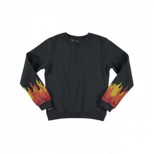 yporque flame sweater