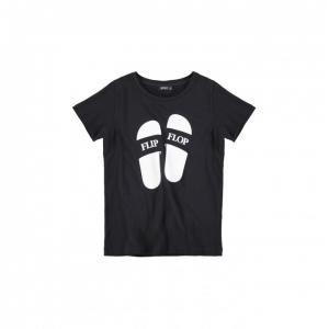 yporque flip-flop tshirt