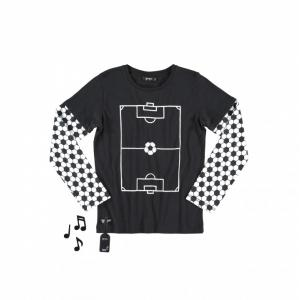 yporque footbal t-shirt
