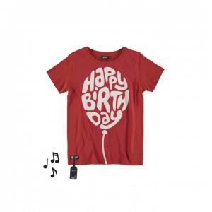 yporque happy birthday t-shirt