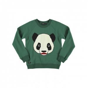 yporque panda pocket sweater