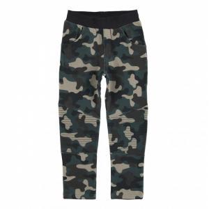 yporque patch pants camo