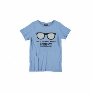 yporque rainbow sunglasses t-shirt