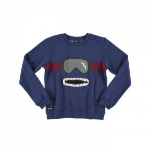 yporque snow zipper sweater