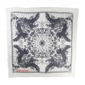 Zadig Voltaire White scarf