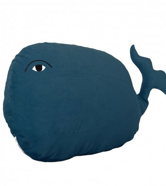 wiggly whale bean bag